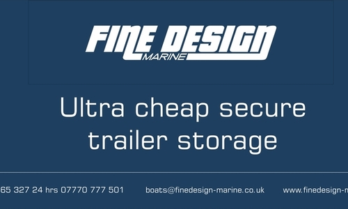 Image of Trailer boat storage at very low cost for sale in United Kingdom for £100 South West, United Kingdom