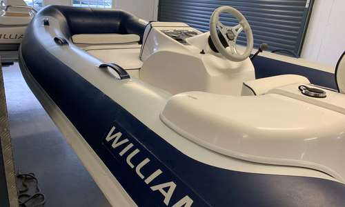 Image of Williams Turbo Jet 325 for sale in United Kingdom for £10,950 Boats.co., United Kingdom