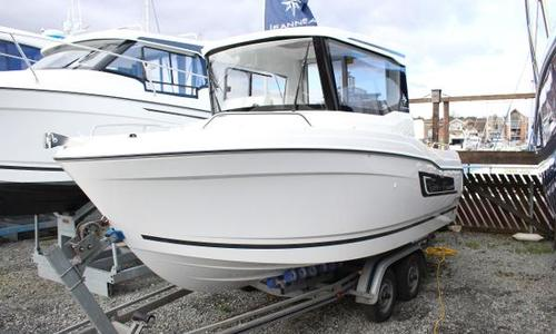 Image of Jeanneau Merry Fisher 605 Marlin for sale in United Kingdom for £39,950 Ipswich, United Kingdom