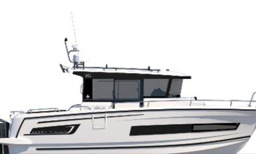 Image of Jeanneau Merry Fisher 895 Marlin for sale in United Kingdom for £149,950 Ipswich, United Kingdom