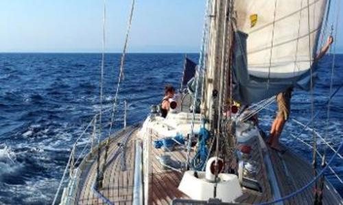 Image of Nautor's Swan 38 for sale in France for €89,000 (£76,654) Marseille, France
