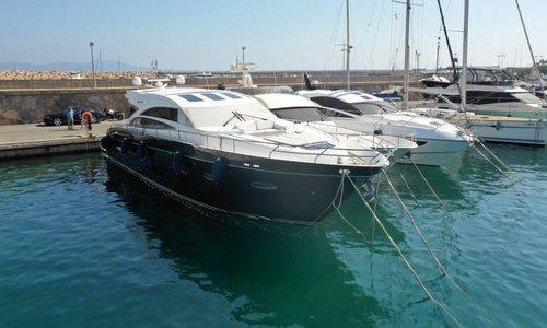 Image of Princess V 72 for sale in Spain for €1,290,000 (£1,111,054) Catalogne, Spain