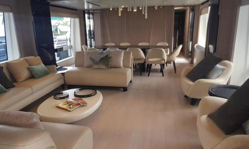 Image of Azimut Yachts 27 Metri for sale in Indonesia for €5,150,000 (£4,435,908) Jakarta, , Indonesia