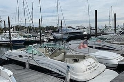 Sea Ray 240 Sundeck for sale in United States of America for $31,500 (£22,573)