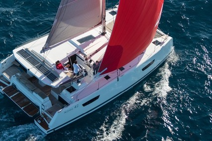 Fountaine Pajot Astrea 42 for charter in British Virgin Islands from €5,150 / week
