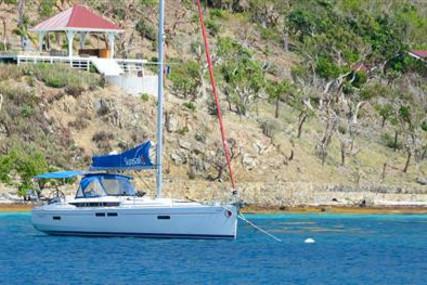 Jeanneau Sun Odyssey 479 for sale in British Virgin Islands for $189,000 (£136,719)