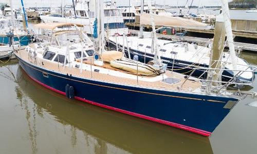 Image of Hylas 54 for sale in United States of America for $499,000 (£360,672) Charleston, SC, United States of America