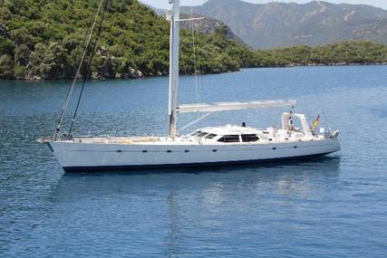 Baltic 87 for sale in Spain for €1,100,000 (£953,628)