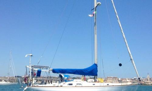 Image of Nautor's Swan 40 for sale in Portugal for €75,000 (£66,653) Lagos, Portugal