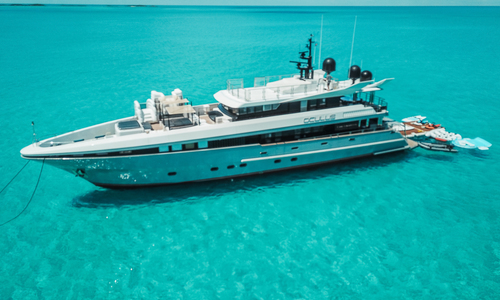 Image of Oceanfast Custom Tri-Deck for sale in Bahamas for $5,795,000 (£4,143,725) Nassau,, Bahamas