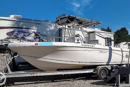 Sea Chaser Offshore Series 2400 CC SC for sale in United States of America for $50,000 (£36,545)