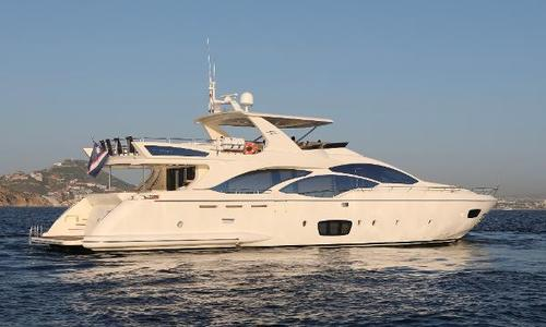 Image of Azimut Yachts 95 for sale in Mexico for $2,500,000 (£1,807,207) Cabo San Lucas, Mexico