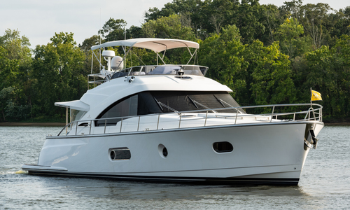 Image of Riviera Belize 54 Daybridge for sale in United States of America for $1,199,850 (£867,351) Naples, Florida, United States of America