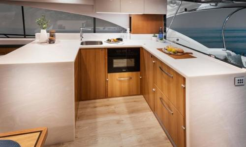 Image of Riviera 5400 Sport Yacht Platinum Edition for sale in United States of America for P.O.A. (P.O.A.) , Florida, United States of America