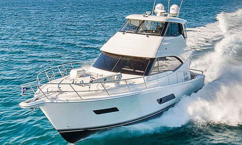 Image of Riviera 54 Enclosed Flybridge with IPS for sale in United States of America for P.O.A. (P.O.A.) , Florida, United States of America