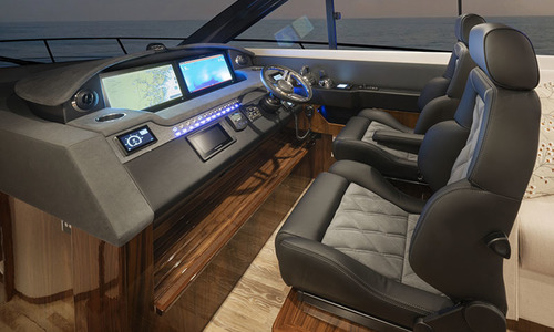 Image of Riviera 6000 Sport Yacht Platinum Edition for sale in United States of America for P.O.A. (P.O.A.) To Be Ordered, Florida, United States of America