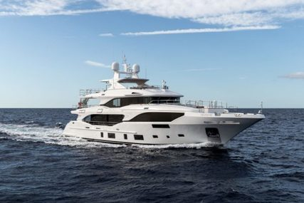 Benetti Mediterraneo for sale in United States of America for $18,450,000 (£13,844,595)