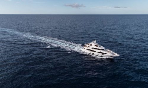 Image of Benetti Mediterraneo for sale in United States of America for $18,450,000 (£13,632,132) Fort Lauderdale, Florida, United States of America