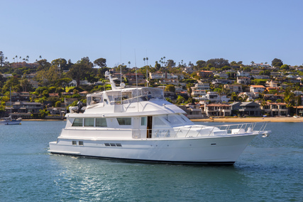 Hatteras Cockpit Motoryacht for sale in United States of America for $550,000 (£393,574)