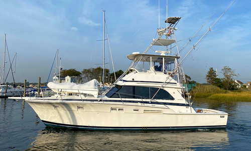 Image of Bertram 46 Convertible for sale in United States of America for $264,900 (£190,233) Norwalk , Connecticut, United States of America