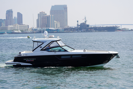 Monterey 378SE for sale in United States of America for $389,000 (£281,395)