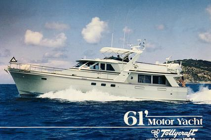 Tollycraft 61 Motor Yacht for sale in United States of America for $495,000 (£362,558)
