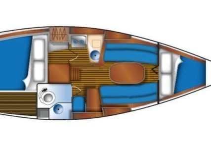 Jeanneau Sun Odyssey 29.2 for charter in Charente from €1,095 / week