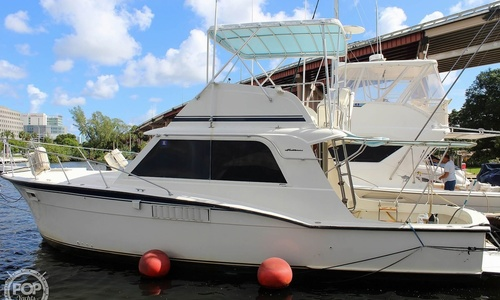 Image of Hatteras 36 Convertible for sale in United States of America for $99,500 (£73,224) Miami, Florida, United States of America