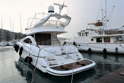 Sunseeker Manhattan 56 for sale in Croatia for €235,000 (£202,288)