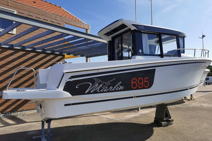Jeanneau Merry Fisher 695 Marlin for sale in France for €64,000 (£55,291)