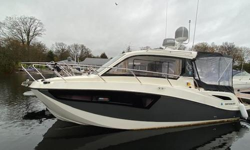 Image of Quicksilver 755 WEEKEND CENTENARY EDITION for sale in United Kingdom for £79,995 Balloch, United Kingdom