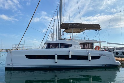Catana BALI 4.8 for charter in Italy (West Coast) from €8,200 / week