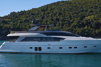Sanlorenzo SL86 M/Y MAJOLA for sale in Netherlands for €3,850,000 (£3,326,105)