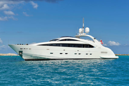 ISA 120 M/Y Whispering Angel for sale in Netherlands for €5,500,000 (£4,734,930)