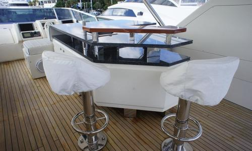 Image of Azimut Yachts 85′ M/Y Caspian for sale in Netherlands for €2,200,000 (£1,881,049) Netherlands