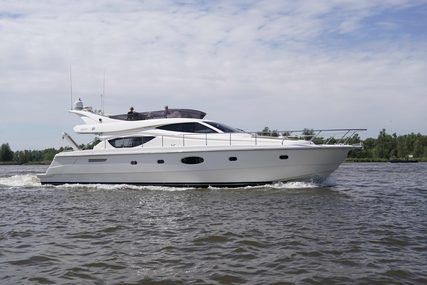 Ferretti 550 for sale in Netherlands for €535,000 (£459,062)