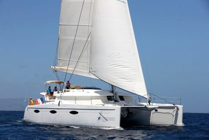 Fountaine Pajot Sanya 57 for sale in France for €585,000 (£517,786)