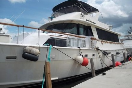 Hatteras 68 Cockpit Motor Yacht for sale in United States of America for P.O.A.
