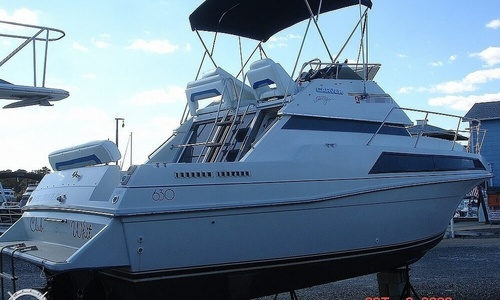 Image of Carver Yachts Santego 630 for sale in United States of America for $27,000 (£19,312) Forked River, New Jersey, United States of America