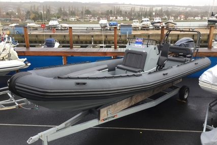 Ballistic 7.8m Black Edition for sale in United Kingdom for £78,724
