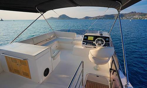 Image of Sunseeker Manhattan 52 for sale in Turkey for £890,000 Bodrum, Turkey