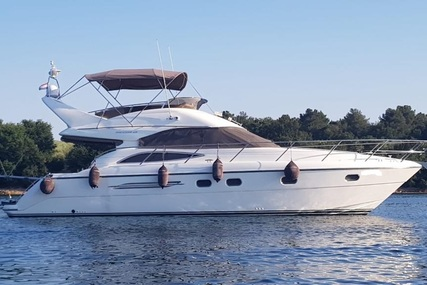 Princess 45 for sale in Croatia for €320,000 (£287,581)