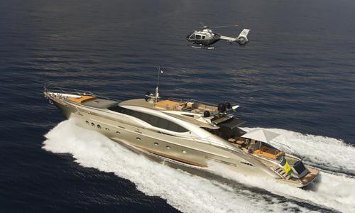 Image of Palmer Johnson Johnson PJ120 for sale in Netherlands for €4,800,000 (£4,114,415) Netherlands