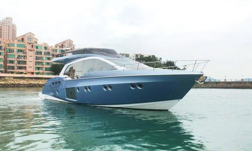 Image of Sessa Marine F68 for sale in Hong Kong for $1,977,000 (£1,429,718) Hong Kong