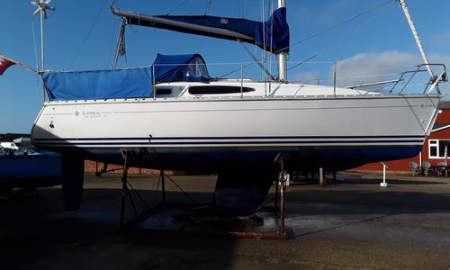 Image of Jeanneau Sun Odyssey 29.2 for sale in United Kingdom for £21,995 Walton on the Naze, United Kingdom