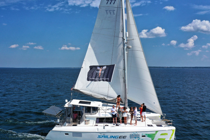 Lagoon 421 for charter in Estonia from €3,500 / week