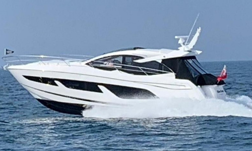 Image of Sunseeker Predator 50 for sale in United Kingdom for £825,000 Soon to be at the Hamble River Boat Yard, United Kingdom