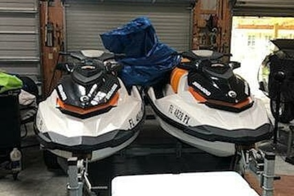 Sea-doo GTS (Pair) for sale in United States of America for $14,750 (£11,013)