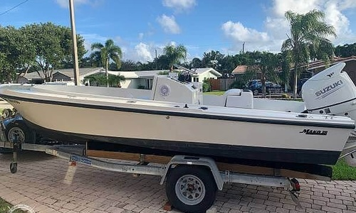 Image of Mako 19 for sale in United States of America for $25,250 (£17,854) Fort Lauderdale, Florida, United States of America