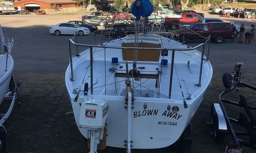 Image of J Boats J24 for sale in United States of America for $10,950 (£7,862) Helena, Montana, United States of America